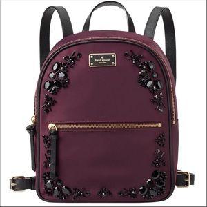 Kate Spade Bradley Embellished Backpack